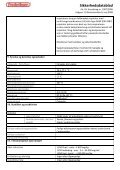 Sikkerhedsdatablad - Frederiksen - Page 3
