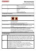 Sikkerhedsdatablad - Frederiksen - Page 5