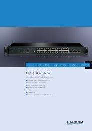 LANCOM GS-1224