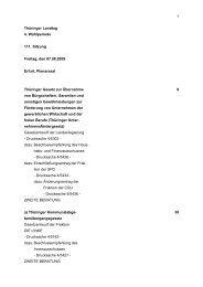 1 Thüringer Landtag 4. Wahlperiode 111. Sitzung Freitag, den 07.08 ...