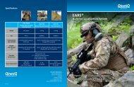 EARS Brochure - QinetiQ North America