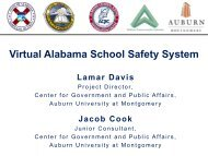 Virtual Alabama School Safety System In- Briefing - Readiness and ...