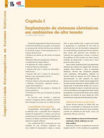 Capítulo I Implantação de sistemas eletrônicos em ambientes de ...