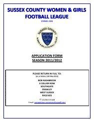 team details - The Football Association