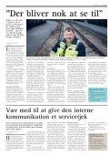 På vej mod en røgfri arbejdsplads - Banedanmark - Page 2