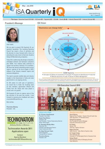 IQ Issue May - india electronics & semiconductor association
