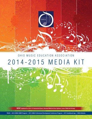 2013-14 Advertising Media Kit - OMEA
