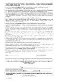 Modulo - C- per richiesta TENDONE MANIFESTAZIONI Il sottoscritto ... - Page 2
