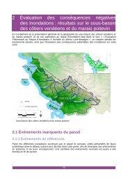 Le sous-bassin des côtiers vendéens et du - Webissimo