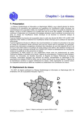 Rapport annuel 2006 - Société de néphrologie