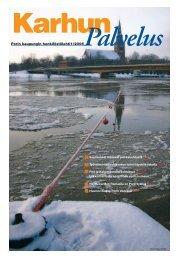 Porin kaupungin henkilöstölehti1/2005