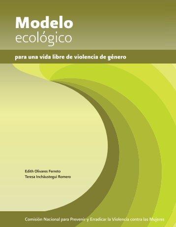 Modelo ecológico - CONAVIM