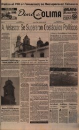 TENaoo MI S - Universidad de Colima