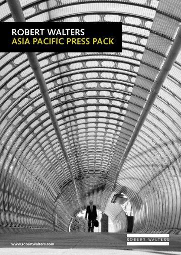 robert walters asia pacific press pack - Robert Walters Singapore