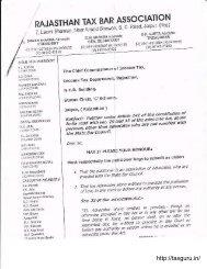 Download Copy of Petition filed Before CCIT Rajasthan ... - TaxGuru