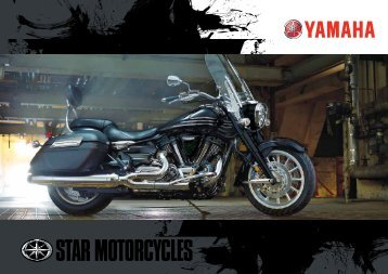 Download Brochure (7MB) - Yamaha Motor Australia