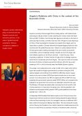 The China Monitor - The Centre for Chinese Studies - Page 4