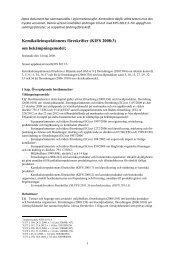 KIFS 2008:3 - Kemikalieinspektionen