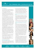 the combined oral contraceptive pill - Family Planning NSW - Page 2