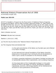 National Historic Preservation Act of 1966 (16USC470).pdf