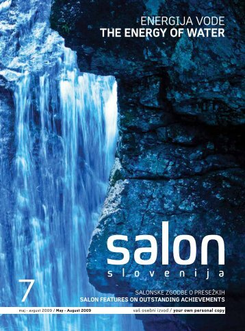 energiJa Vode the energY of Water - Salon Slovenija