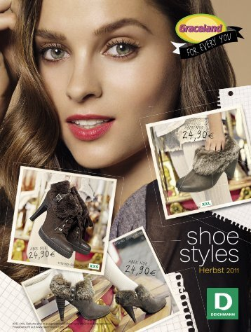 shoe styles - Werbepost.at