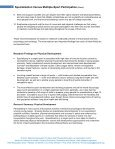 Guidelines for Participation in Youth Sport Programs ... - AAHPERD - Page 3