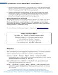 Guidelines for Participation in Youth Sport Programs ... - AAHPERD - Page 5