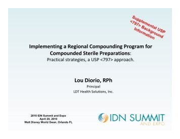 download background material - IDN Summit and Expo