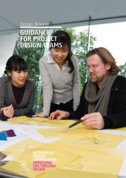 guidance for project design teams - Integrated Design Commission ...
