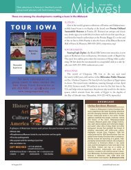 Midwest On Our Radar.pdf - Leisure Group Travel