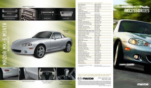 Genuine Mazda 0000-8G-D03 Front Mask