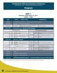 3rd National CPD Accreditation Conference Program - Royal College - Page 6