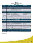 3rd National CPD Accreditation Conference Program - Royal College - Page 7