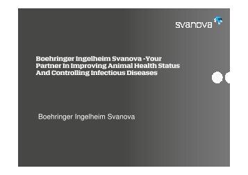Boehringer Ingelheim Svanova - Svanova Biotech AB