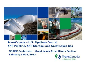 TransCanada Pipeline - Presented at SNAME Mtg-14 Feb 2013.ppt ...