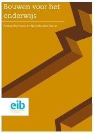 Bouwen voor het onderwijs - Bouwend Nederland