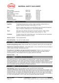 material safety data sheet - Henkel Content Management System - Page 2
