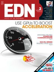 USE GPUs TO BOOST ACCELERATION - ElectronicsAndBooks