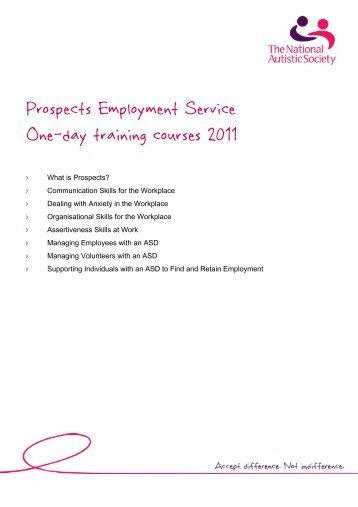 NAS Prospects Training Courses 2011.pdf - Netbuddy