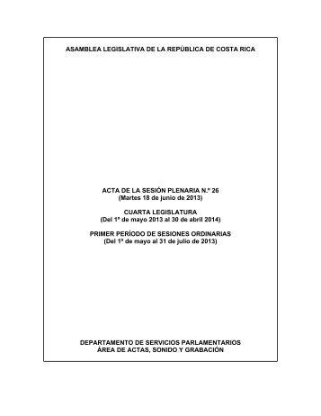 2013-2014-plenario-sesión-26 - Asamblea Legislativa