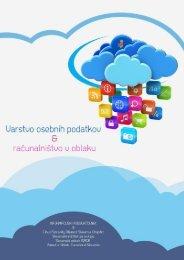 Smernice za varstvo osebnih podatkov in računalništvo v oblaku