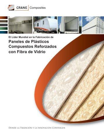 2 ndice introducci n for Paneles de fibra de vidrio