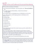 Important Information Changes to your Terms and ... - NatWest - Page 3
