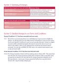 Important Information Changes to your Terms and ... - NatWest - Page 5