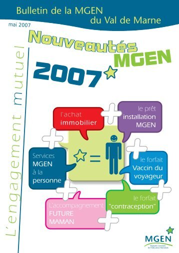 départementale - Mgen