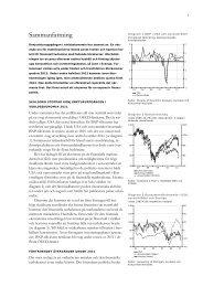 Sammanfattning - Konjunkturinstitutet