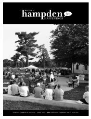 July 2012 (pdf) - Hampden Community Council