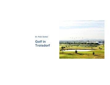 Golf in Troisdorf (Normalqualität) - Dr. Peter Zenker