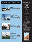 DOCKSIDE - Port Freeport - Page 3
